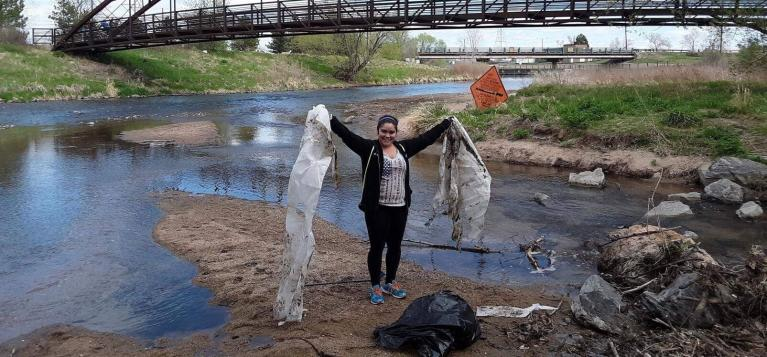 South Platte River Clean Up